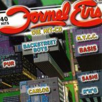 Cover  - Formel Eins - Die Hit-CD [1998/1]